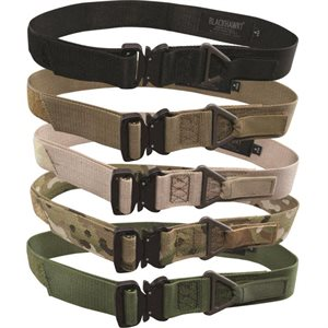 BLACKHAWK CQB RIGGER'S BELT (WITH COBRA BUCKLE) SERIES