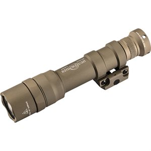 SUREFIRE SCOUTLIGHT 6V DUAL FUEL 1500 LU TAN