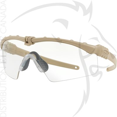 29fdd2231e SI BALLISTIC M-FRAME 3.0 DARK BONE ARRAY CLEAR   GREY