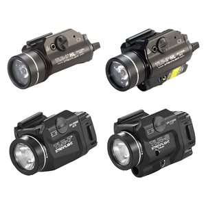 STREAMLIGHT TLR SERIES WEAPON LIGHTS & LASERS