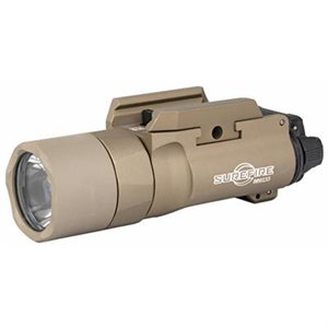 SUREFIRE X300 ULTRA WEAPON LIGHT 6V 1000 LU TAN